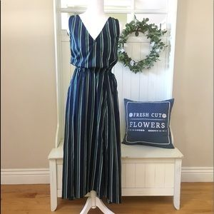 Tommy Hilfiger High Low Maxi Dress